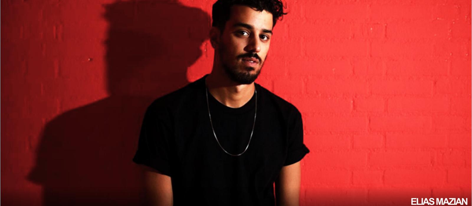 Elias Mazian (DGTL 2015 Red Bull Studios Day 1)